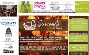 Restaurant Guacamoley Tequila - Estrie / Canton de l'est, Sherbrooke