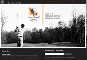 Club de golf de Plessisville - -Centre-du-Québec-, Plessisville