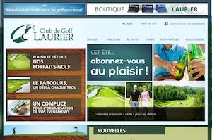 Club de golf Laurier - -Centre-du-Québec-, Princeville