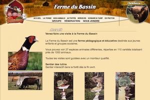 La Ferme du Bassin - -Centre-du-Québec-, Drummondville