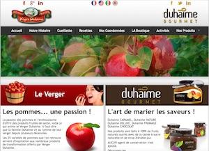 Verger Duhaime - -Centre-du-Québec-, Saint-Germain-de-Grantham