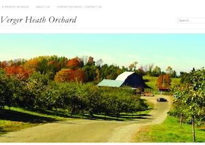 Verger Heath Orchard - Estrie / Canton de l'est, Stanstead-Est