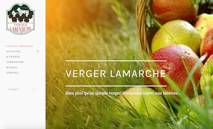 Verger Lamarche - Laurentides, Saint-Joseph-du-Lac