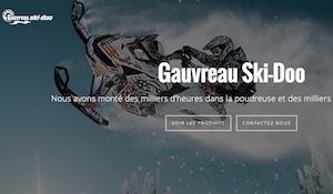 Gauvreau SKI-DOO - Outaouais, La Pêche (Sainte-Cécile-de-Masham)