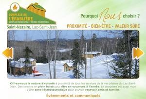 Complexe de l'érablière (Érablière) - Saguenay-Lac-Saint-Jean, Saint-Nazaire (Lac-St-Jean)