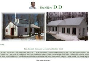 L'Érablière D.D. (Cabane à Sucre) - -Centre-du-Québec-, Bécancour
