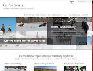 Captiva Farms - Outaouais, La Pêche