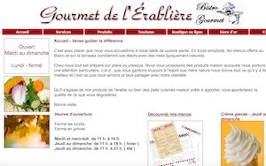 Restaurant Gourmet de l'Erablière - Chaudière-Appalaches, Frampton (Beauce)