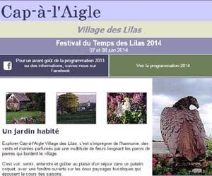 Municipalité Cap-à-l'Aigle Village des Lilas - Charlevoix, La  Malbaie (Cap-à-l Aigle)