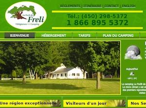 La forêt de Freli - Estrie / Canton de l'est, Frelighsburg