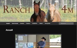 Ranch 4M - Montérégie, Roxton Falls