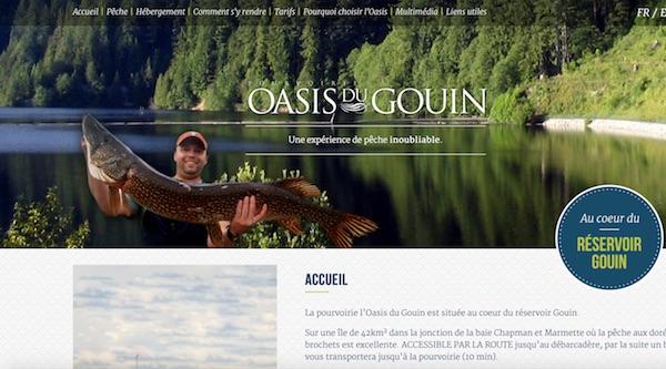 Oasis du Gouin - Lanaudière, Repentigny