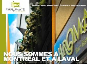 Aromate (Bistro) Montréal - Montréal, Montréal