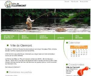 Ville de Clermont - Charlevoix, Clermont