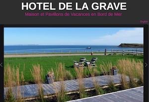 Hôtel de La Grave - Îles-de-la-Madeleine, Havre-Aubert