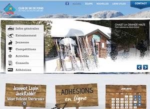 Club de ski de fond du Parc du Mont-Orford - Estrie / Canton de l'est, Orford