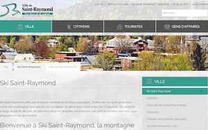 Ski Saint-Raymond - Capitale-Nationale, Saint-Raymond