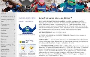Club de ski Viking - Montréal, Ville de Montréal