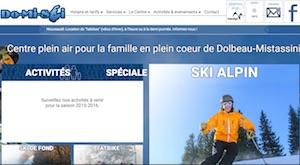 Centre de Ski Do-Mi-Ski de Dolbeau - Saguenay-Lac-Saint-Jean, Dolbeau-Mistassini (Lac-St-Jean)