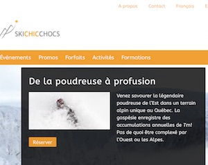 Ski Chic-Chocs Inc. - Gaspésie, Sainte-Anne-des-Monts