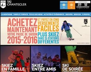 Centre de Ski Chantecler - Laurentides, Sainte-Adèle