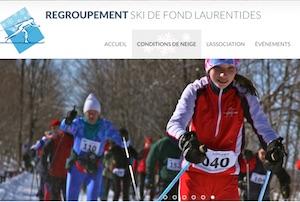 Regroupement ski de fond Laurentides - Montréal, Ville de Montréal