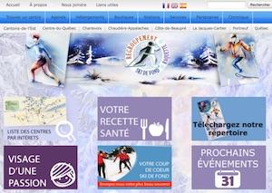 Regroupement des stations de ski de fond de la région de Québec (RSSFRQ) - Capitale-Nationale, Saint-Féréol-des-Neiges