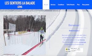 Club de ski de fond de Saint-Jean-Chrysostome inc. - Chaudière-Appalaches, Lévis (Lévis) (Les Chutes-de-la-Chaudière-Est)