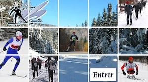 Ski de fond Québec - Laurentides, Sainte-Adèle