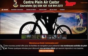 Centre Plein Air Castor - Capitale-Nationale, Courcelette