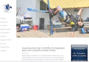 Fédération québécoise de ski acrobatique (FQSA) - Montréal, Montréal