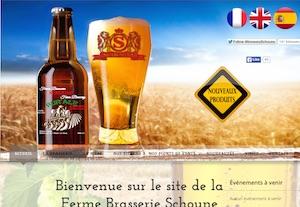 Ferme Brasserie Schoune - Montérégie, Saint-Polycarpe