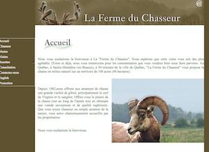 La Ferme du Chasseur - Chaudière-Appalaches, Sainte-Hénédine (Beauce)