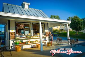 Ferme Guillaume Létourneau - Capitale-Nationale, Sainte-Famille-de-l'Île-d'Orléans