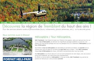 Héli-Tremblant - Laurentides, Mont-Tremblant