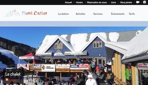 Station de ski Mont-Castor - Gaspésie, Matane