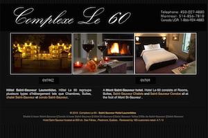 Complexe Le 60 - Laurentides, Piedmont