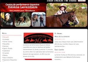 Ferme Torima Centre de Performance Équestre Hélène Laverdière - Capitale-Nationale, Ville de Québec (V)