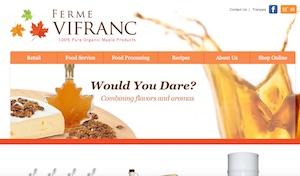 Ferme Vifranc Inc. (Érablière) (Cabane à Sucre) - Chaudière-Appalaches, Saint-Pamphile (Côte-du-Sud)