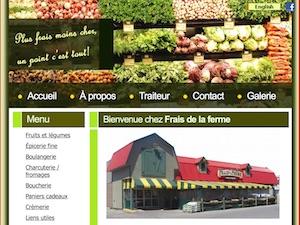 Frais de la ferme - Laurentides, Boisbriand