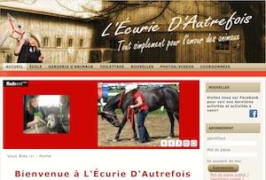 L'Écurie D'Autrefois Enr. - Laurentides, Saint-Placide