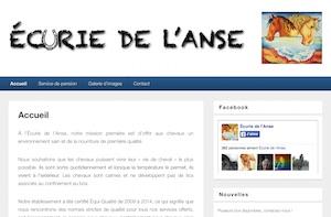 Écurie de L'Anse - Bas-Saint-Laurent, Rimouski