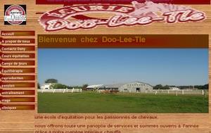 Écurie doo- lee-tle - Chaudière-Appalaches, Saint-Côme-Linière (Beauce)