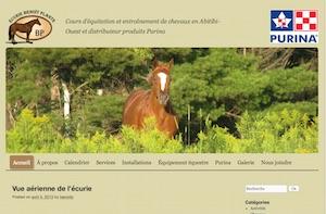 Écurue Benoît Plante - Abitibi-Témiscamingue, Macamic