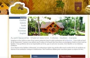 Au Petit Sacacomie - Mauricie, Saint-Alexis-des-Monts