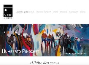 Suite Soixante galerie - Mauricie, Trois-Rivières