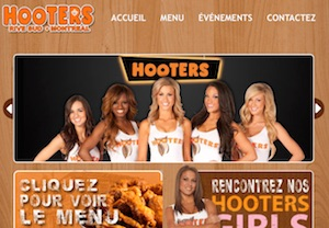 Hooters South Shore - Montérégie, Saint-Hubert (Greenfield Park)