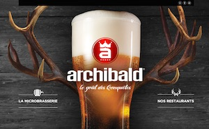 Archibald microbrasserie-restaurant - Capitale-Nationale, Lac-Beauport