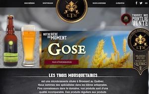 Microbrasserie Les Trois Mousquetaires - Montérégie, Brossard