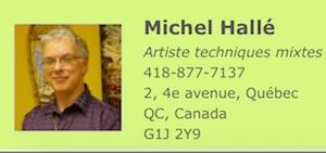 Michel Hallé - Capitale-Nationale, Ville de Québec (V)